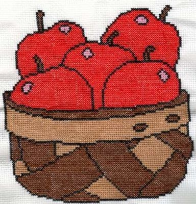 Apple Basket #1