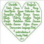 Sandy Hook Prayer Heart