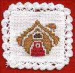 Gingerbread House Doily