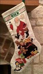 Christmas Eve Stocking