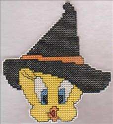 Witch Tweety Magnet