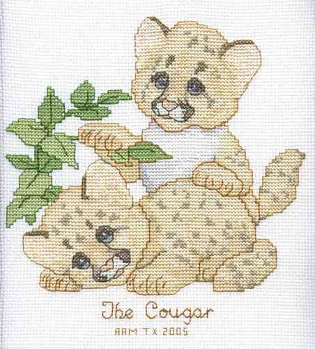 Cross Stitch Sample