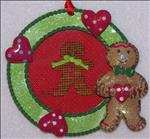 Mini Gingerbread Man Ornament