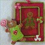 Gingerbread Girl Ornament