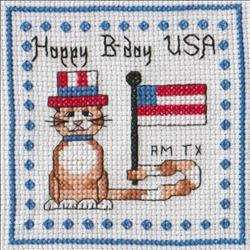 July - Happy B-day USA
