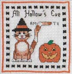 October - All Hallow's Eve