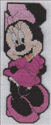 Minnie Mouse Bookmark
