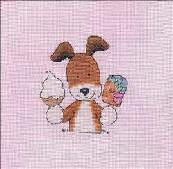 Kipper with Ice Cream
