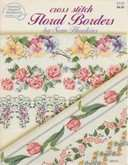 Cross Stitch Floral Borders | Cover: Various Floral Borders