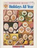 Holidays All Year | Cover: Various Seasonal Designs