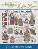 A Smidgen of Alma Lynne - Christmas Acents | Cover: Various Mini Christmas Motifs