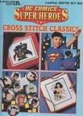 DC Comics Super Heroes - Cross Stitch Classics | Cover: Wonder Woman