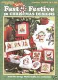 Fast & Festive 50 Christmas Designs | Cover: Various Christmas Designs