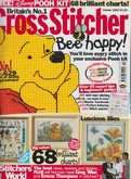 UK Cross Stitcher | Cover: Winnie the Pooh