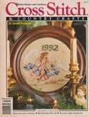 Cross Stitch & Country Crafts (now Cross Stitch & Needlework) | Cover: Renaissance Angel