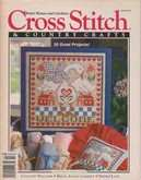 Cross Stitch & Country Crafts (now Cross Stitch & Needlework) | Cover: Gander's Welcome