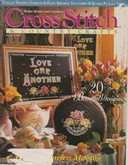 Cross Stitch & Country Crafts (now Cross Stitch & Needlework) | Cover: Love One Another