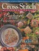 Cross Stitch & Country Crafts (now Cross Stitch & Needlework) | Cover: Patchwork Santa