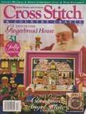 Cross Stitch & Country Crafts (now Cross Stitch & Needlework) | Cover: Gingerbread House