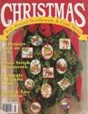 Christmas Year Round Needlework & Craft Ideas | Cover: Various Christmas Ornaments