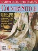 Country Stitch | Cover: Town Square Afghan