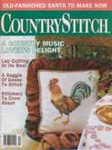 Country Stitch | Cover: The Rooster