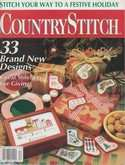 Country Stitch | Cover: Have a Beary Merry Christmas