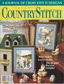 Country Stitch | Cover: Springtime Pleasures Bunnies