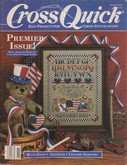 Cross Quick | Cover: Patriotic Sampler