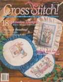 Cross Stitch Magazine | Cover: Family Dinner