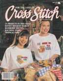 For the Love of Cross Stitch | Cover: U.S.A. Bears - Made in the USA