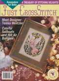 Just Cross Stitch | Cover: Lily Maiden