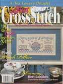 Just Cross Stitch | Cover: Share a Cup of Friendship