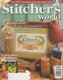 Stitcher's World (now Cross-Stitch & Needlework) | Cover: Winter Welcome