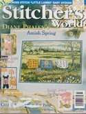 Stitcher's World (now Cross-Stitch & Needlework) | Cover: Amish Spring