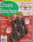 The Cross Stitcher | Cover: Ribbons and Roses Stocking