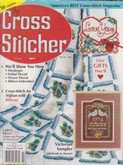 The Cross Stitcher | Cover: Ribbon Stitched Floral Afghan