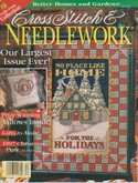 Cross Stitch & Needlework | Cover: No Place like Home