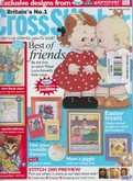 UK Cross Stitcher | Cover: Best of Friends