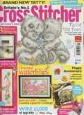 UK Cross Stitcher | Cover: Tatty Teddy