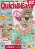 UK Quick & Easy Cross Stitch | Cover: Popcorn Bear