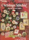 Christmas Stitchin | Cover: Various Christmas Designs for Ornaments