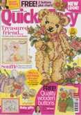 UK Quick & Easy Cross Stitch | Cover: Teddy Bear