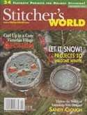 Stitcher's World (now Cross-Stitch & Needlework) | Cover: Pewter Boxes