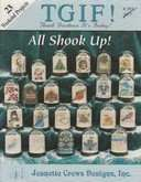 All Shook Up | Cover: Various Stitch-a-Globe Designs