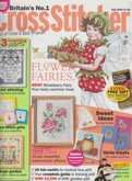 UK Cross Stitcher | Cover: The Strawberry Fairy