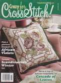 Crazy for Cross Stitch | Cover: Victorian Roses