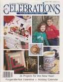 Celebrations to Cross Stitch & Craft | Cover: Celebrate and Soup's On