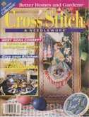 Cross Stitch & Needlework | Cover: Gathering Eggs