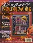 Cross Stitch & Needlework | Cover: Haunted House